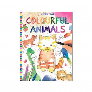 Create Your Own Colourful Animals
