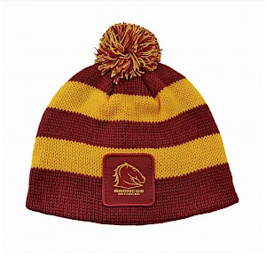 Brisbane Broncos Infant Beanie