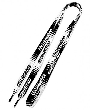 Collingwood Magpies Shoelaces