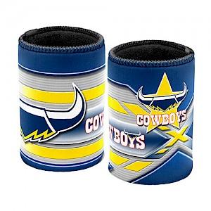 North Queensland Cowboys Logo Can Cooler