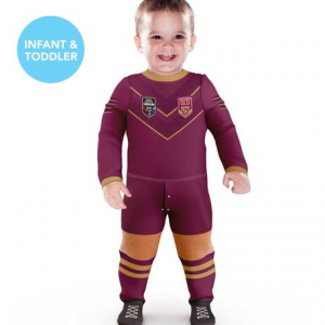 Queensland Footysuit