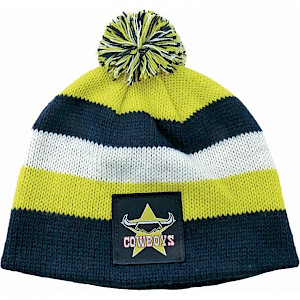 North Queensland Cowboys Infant Beanie
