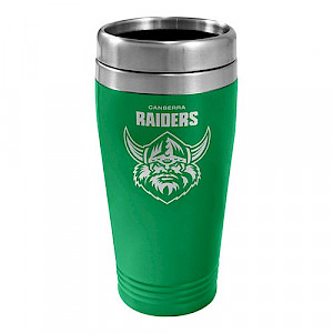 Canberra Raiders Stainless Steel Travel Mug