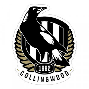 Collingwood Magpies Logo Sticker