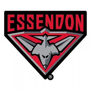 Essendon Bombers Logo Sticker