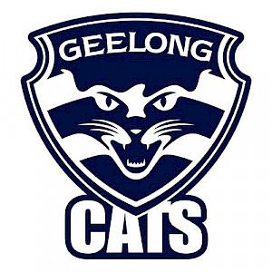 Geelong Cats Logo Sticker