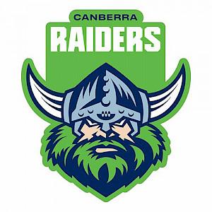 Canberra Raiders Logo Sticker