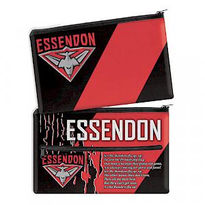 Essendon Bombers Pencil Case