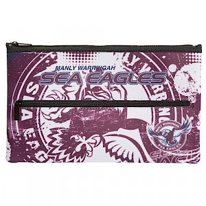 Manly Warringah Sea Eagles Pencil Case