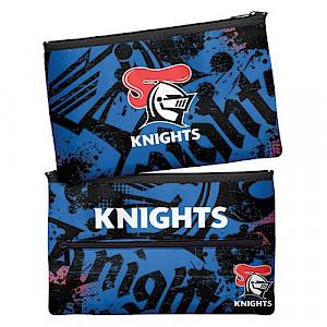 Newcastle Knights Pencil Case