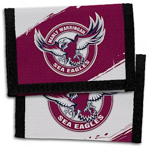 Manly Warringah Sea Eagles Wallet