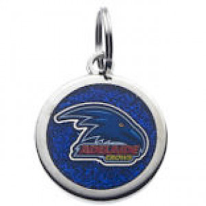Adelaide Crows Pet Tag