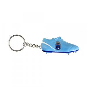 NSW Blues Boot Key Ring