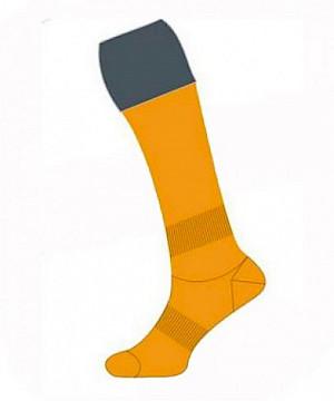 GWS Giants Elite Football Socks - Youth 2-8