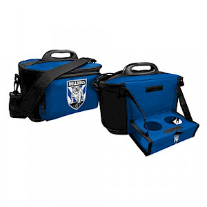 Canterbury Bulldogs Cooler Bag with Tray