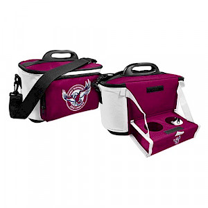 Manly Warringah Sea Eagles Cooler Bag with Tray
