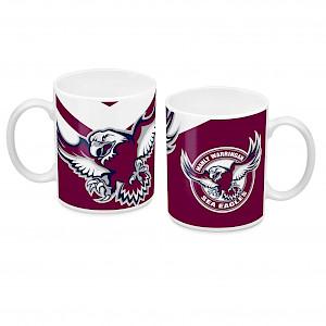 Manly Warringah Sea Eagles Ceramic Mug