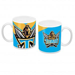 Gold Coast Titans Ceramic Mug