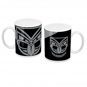 New Zealand Warriors Ceramic Mug