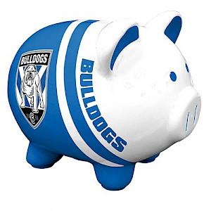 Canterbury Bulldogs Piggy Bank