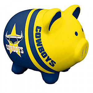 North Queensland Cowboys Piggy Bank