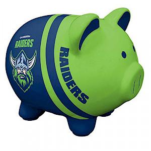 Canberra Raiders Piggy Bank