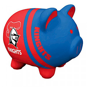 Newcastle Knights Piggy Bank