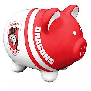St George Illawarra Dragons Piggy Bank