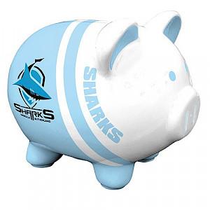 Cronulla Sharks Piggy Bank