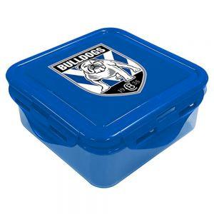 Canterbury Bulldogs Snack Container