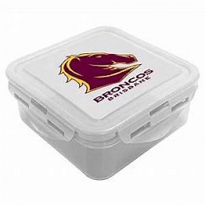 Brisbane Broncos Snack Container