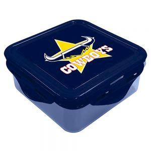 North Queensland Cowboys Snack Container