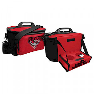 Essendon Bombers Cooler Bag with Tray