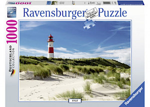 Ravensburger - Lighthouse in Sylt Puzzle 1000 pieces RB13967-5