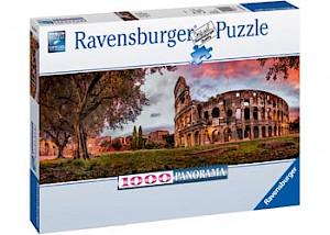 Ravensburger - Sunset Colosseum Puzzle 1000 pieces RB15077-9