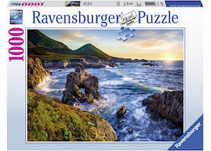 Ravensburger - Big Sur Sunset Puzzle 1000 pieces RB15287-2