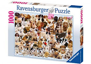 Ravensburger - Dogs Galore! Puzzle 1000 pieces RB15633-7