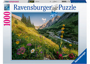Ravensburger - Magical Valley 1000 pieces RB15996-3