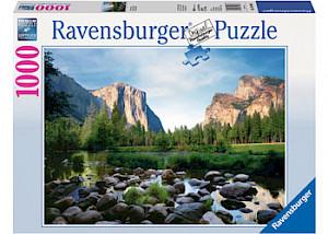 Rburg - Yosemite Valley Puzzle 1000pc RB19206-9