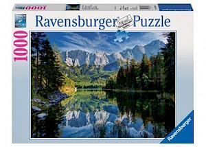 Ravensburger - Most Majestic Mountains Puzzle 1000 pieces RB19367-7