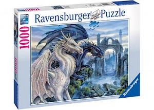 Ravensburger - Mystical Dragon Puzzle 1000 pieces RB19638-8
