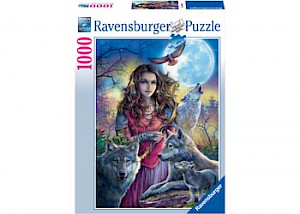 Ravensburger - Protector of Wolves Puzzle 1000 pieces RB19664-7