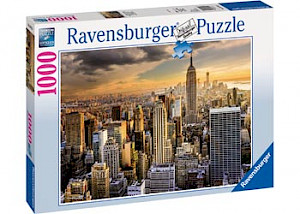 Ravensburger - Grand New York Puzzle 1000 pieces RB19712-5