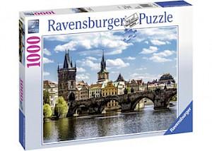 Ravensburger - Prague: The Charles Bridge Puzzle 1000 pieces RB19742-2