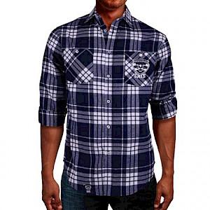 Geelong Cats Flannel Shirt - Size 2XL