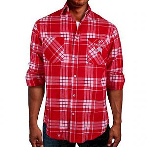 Sydney Swans Flannel Shirt - Size 2XL