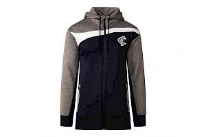 Carlton Blues Men's Premium Hood - Size 5XL
