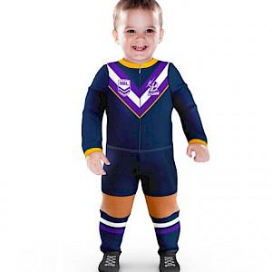 Melbourne Storm Footysuit - Size 1
